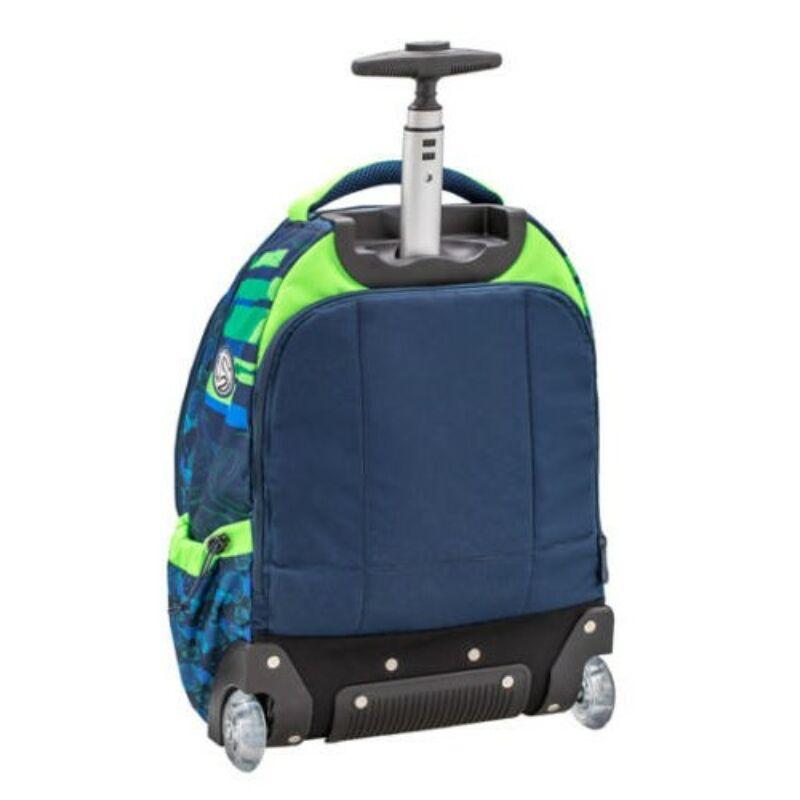 Belmil Easy Go trolley és hátizsák egyben, Soccer