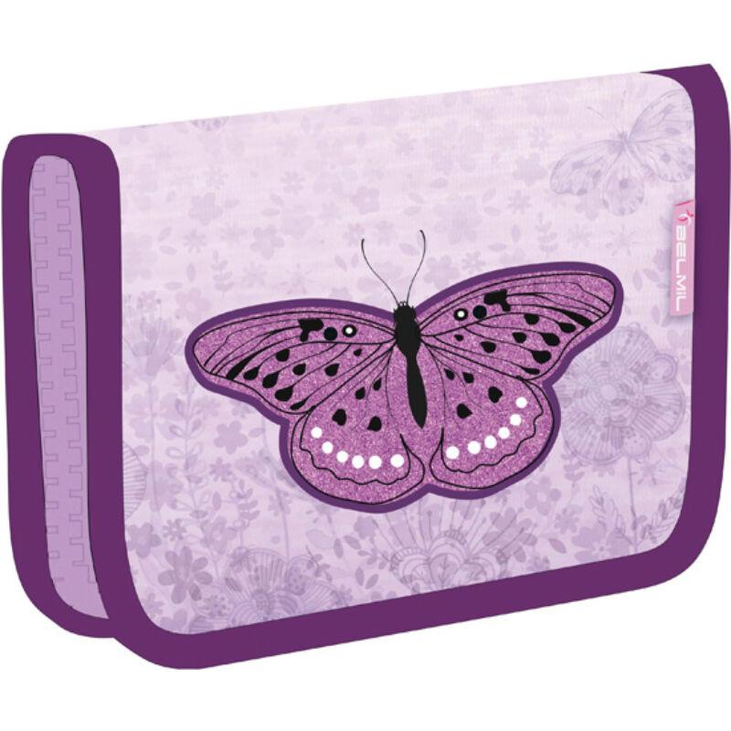 Belmil tolltartó kihajtható, Shiny Butterfly