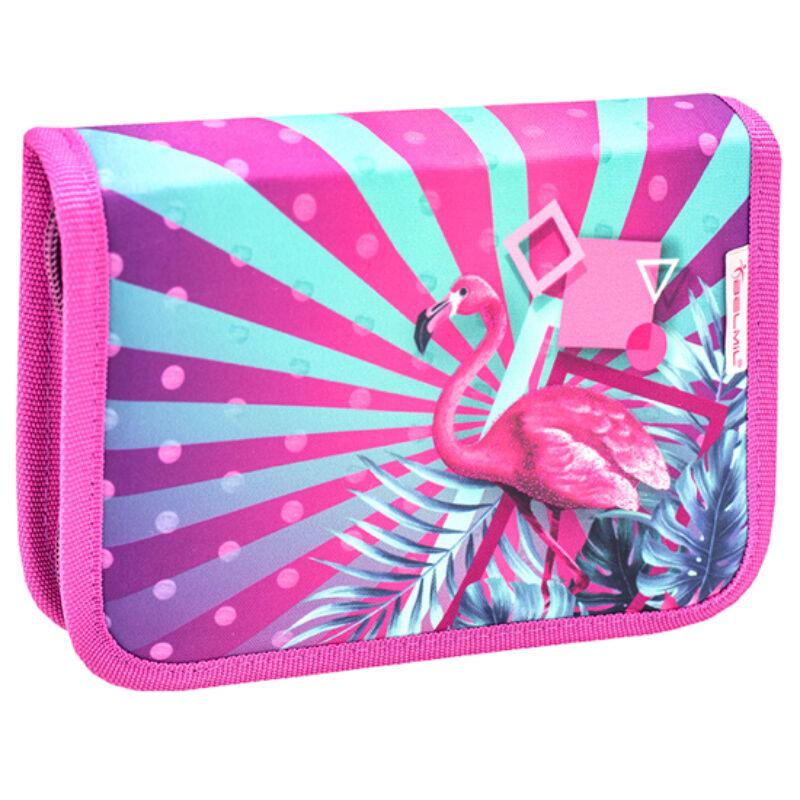 Belmil tolltartó kihajtható, Tropical Flamingo