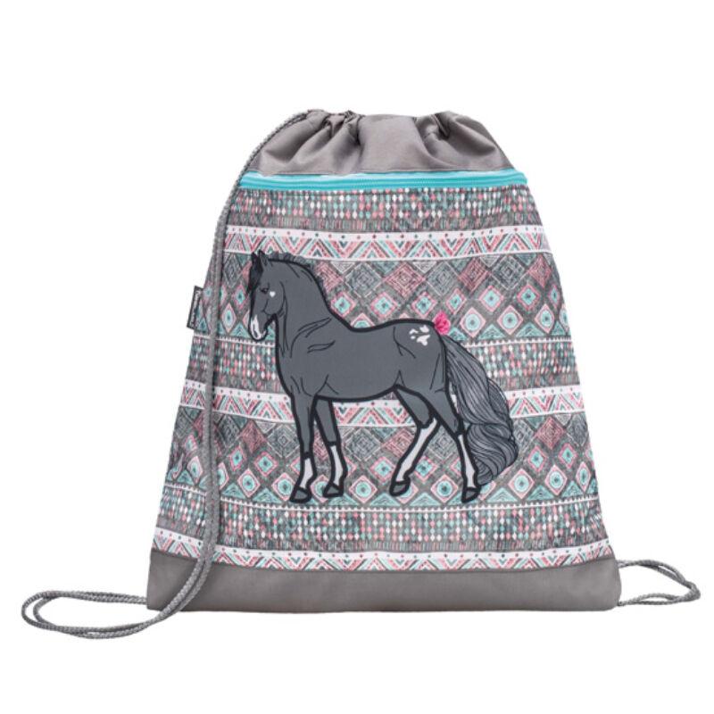 Belmil tornazsák hálós és zsebes, Horse