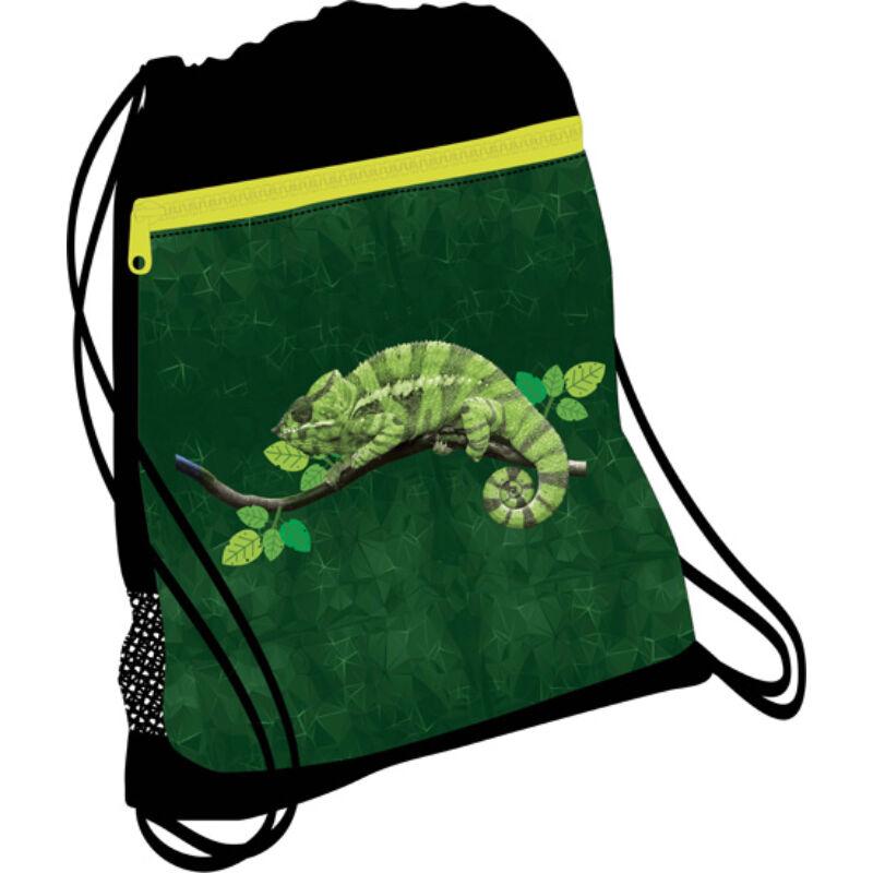 Belmil tornazsák hálós és zsebes, Reptile