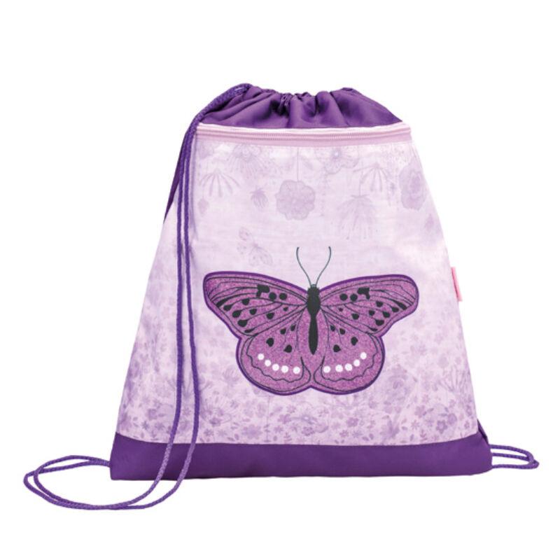 Belmil tornazsák hálós és zsebes, Shiny Butterfly