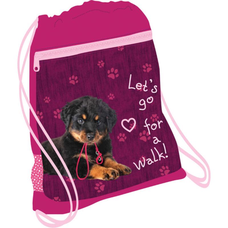 Belmil tornazsák hálós és zsebes, Sweet Puppy