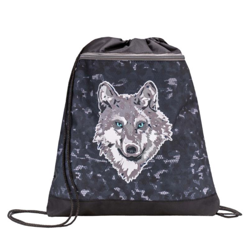 Belmil tornazsák hálós és zsebes, Wolf