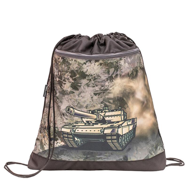 Belmil tornazsák hálós és zsebes, Military Vehicle