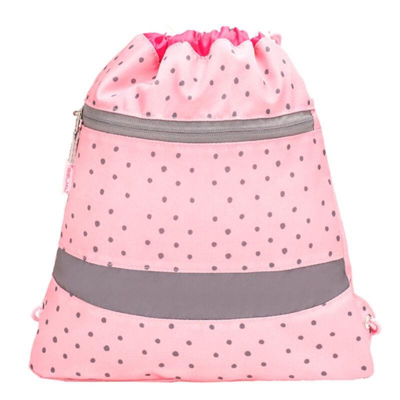 Belmil tornazsák cipes zsebes, Pink Dots