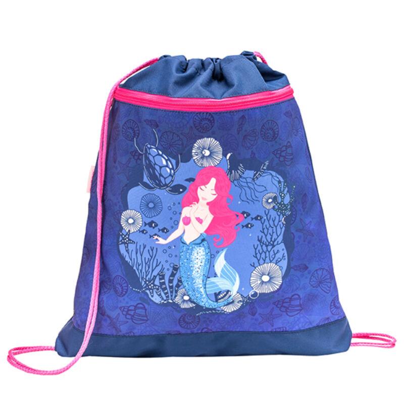 Belmil tornazsák hálós és zsebes, Mermaid Blue