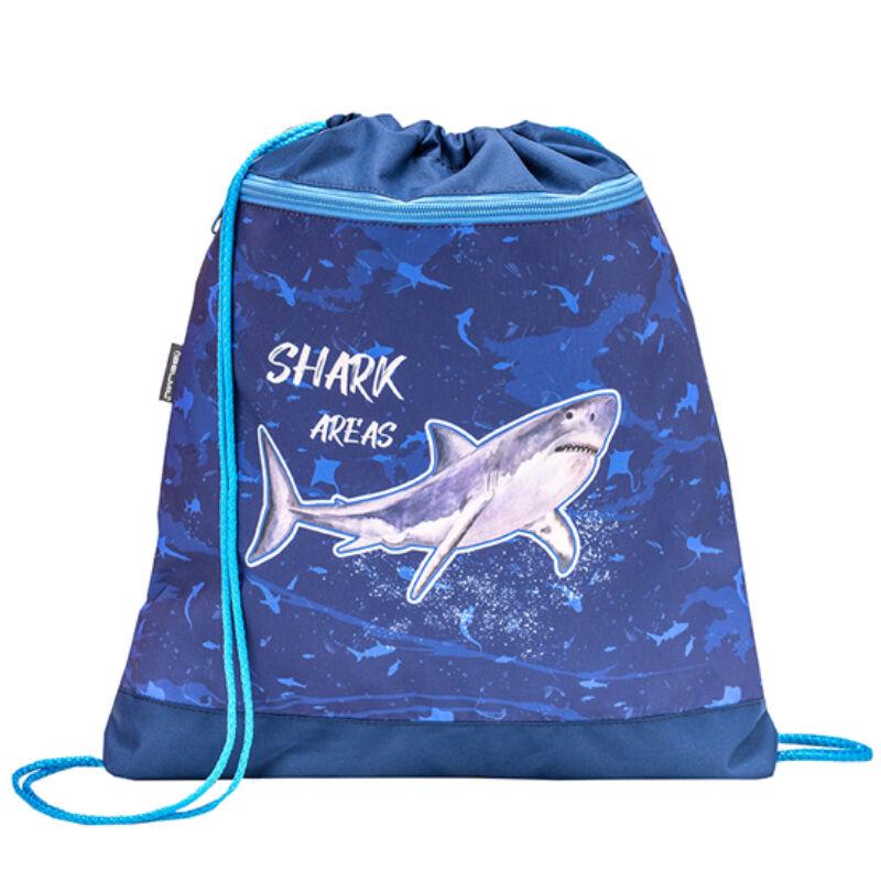 Belmil tornazsák hálós és zsebes, Shark 2