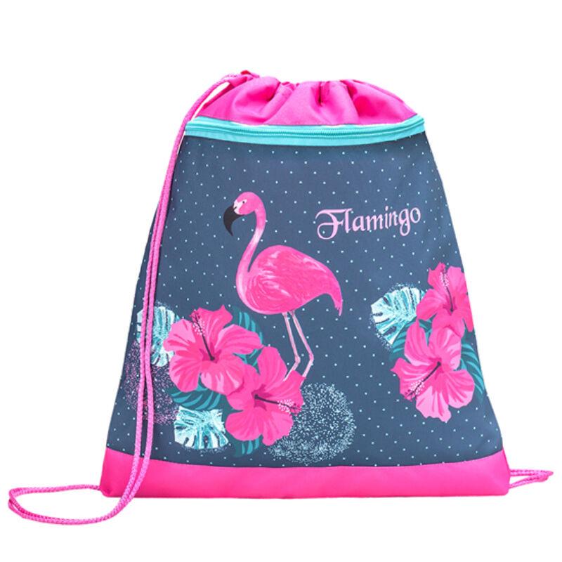 Belmil tornazsák hálós és zsebes, Flamingo Paradise
