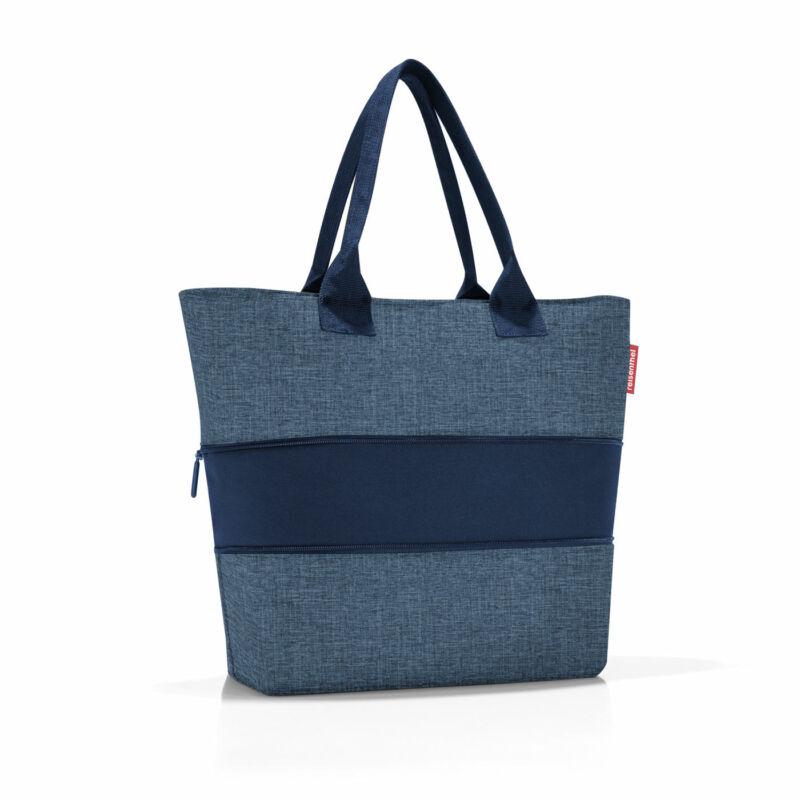 Reisenthel Shopper e1, twist blue