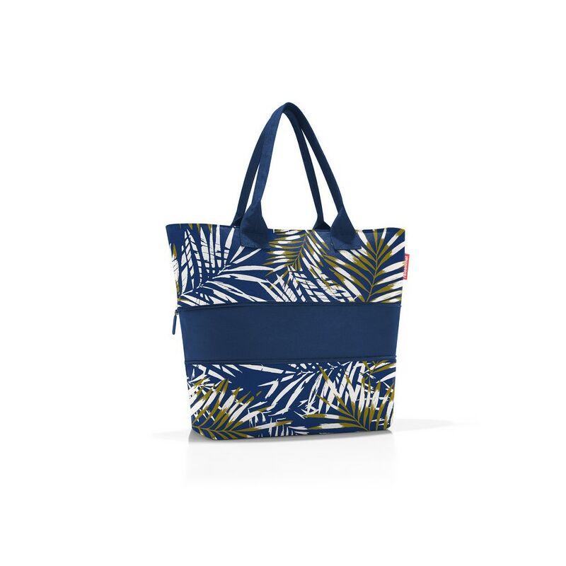 Reisenthel Shopper e1, jungle space blue