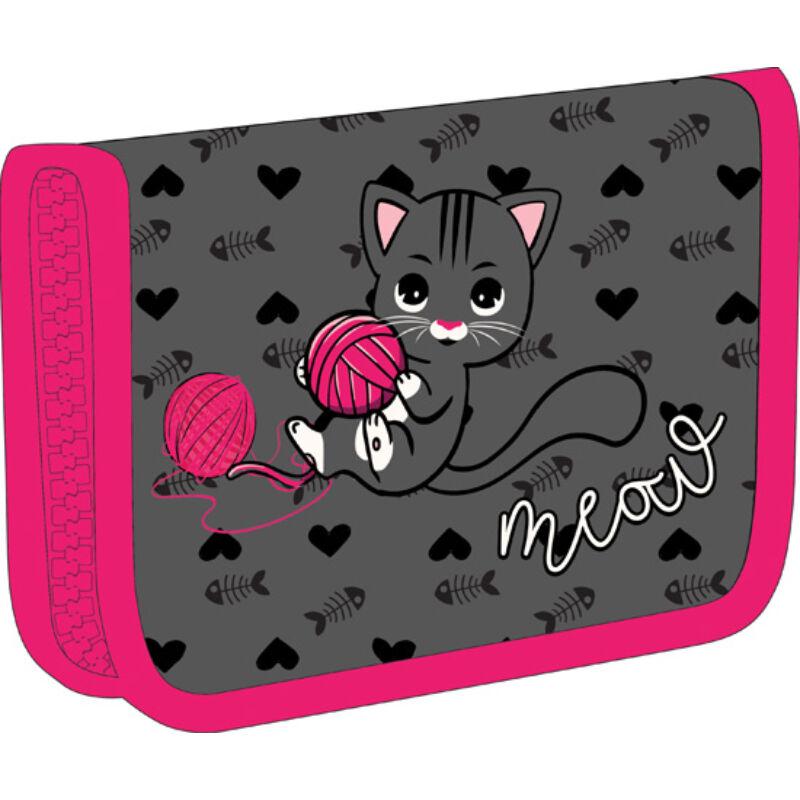 Belmil tolltartó kihajtható, I Love Cat