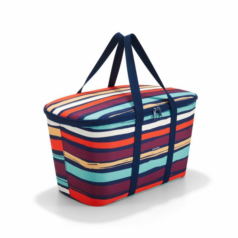 Reisenthel Coolerbag hűtőtáska, artist stripes