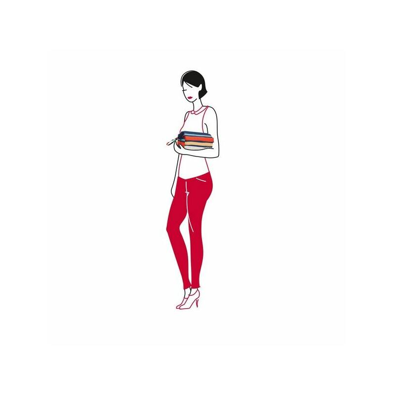 Reisenthel Travelcosmetic, artist stripes