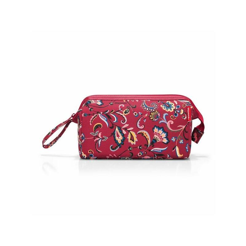 Reisenthel Travelcosmetic, paisley ruby