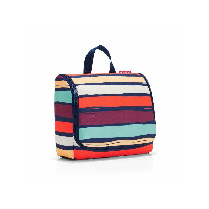 Reisenthel Toiletbag xl, artist stripes