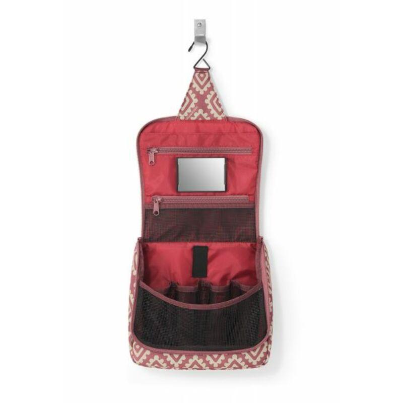 Reisenthel Toiletbag, diamonds rouge