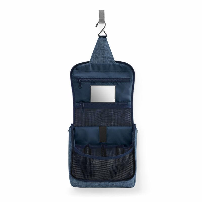 Reisenthel Toiletbag, twist blue