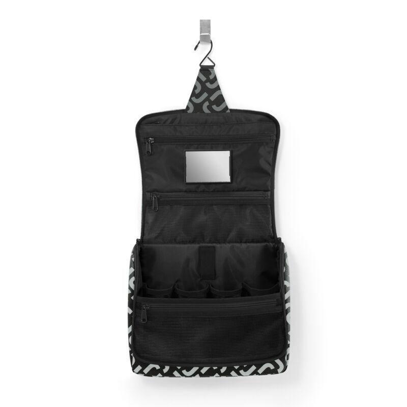 Reisenthel Toiletbag xl, signature black