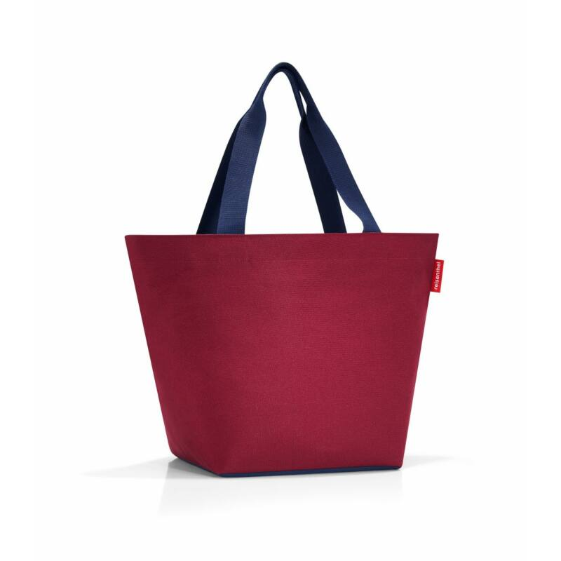 Reisenthel Shopper M, dark ruby