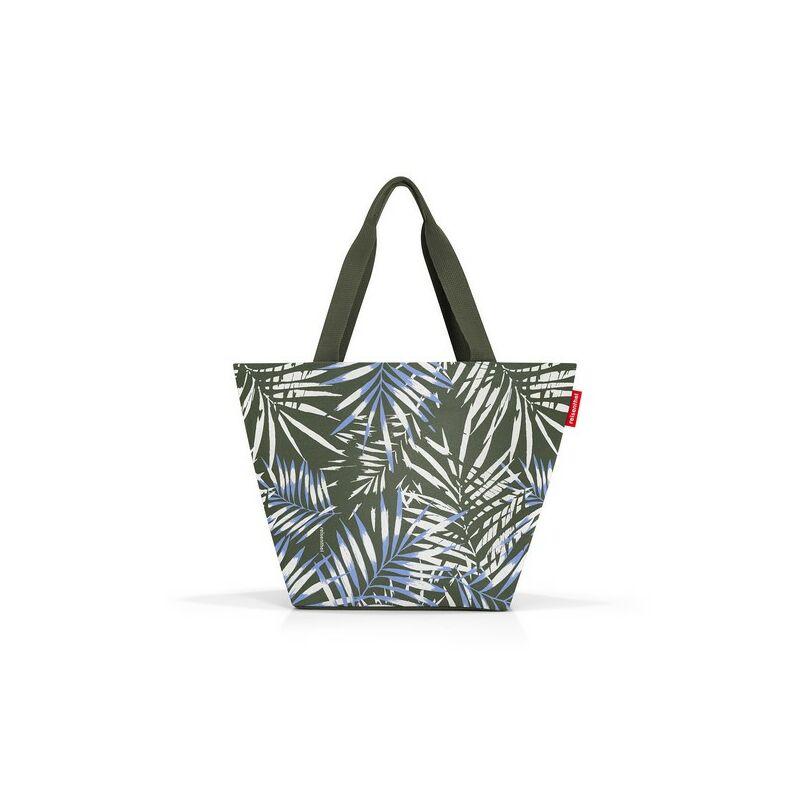 Reisenthel Shopper M, jungle trail green