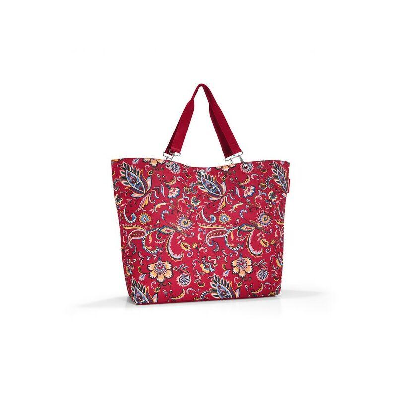 Reisenthel Shopper XL, paisley ruby