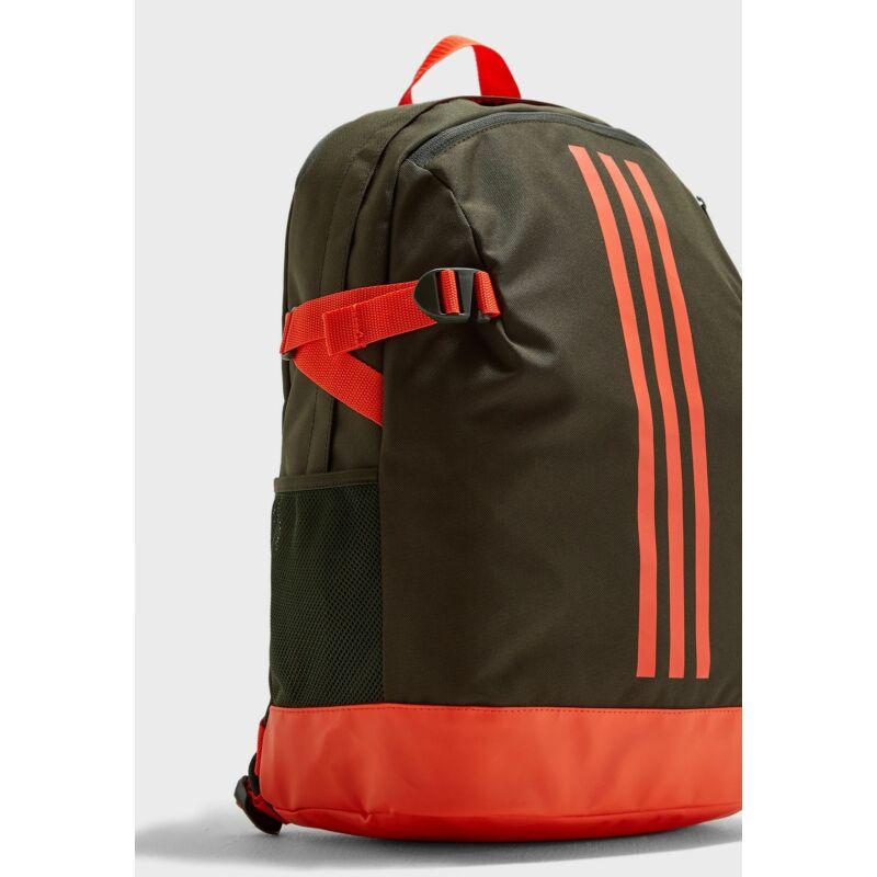 Adidas hátizsák, BP POWER IV M, khakizöld-narancs