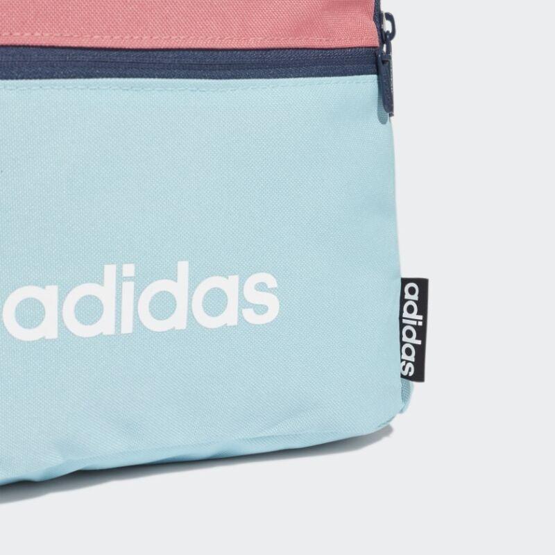 Adidas hátizsák CLSC KIDS, eper-világoskék