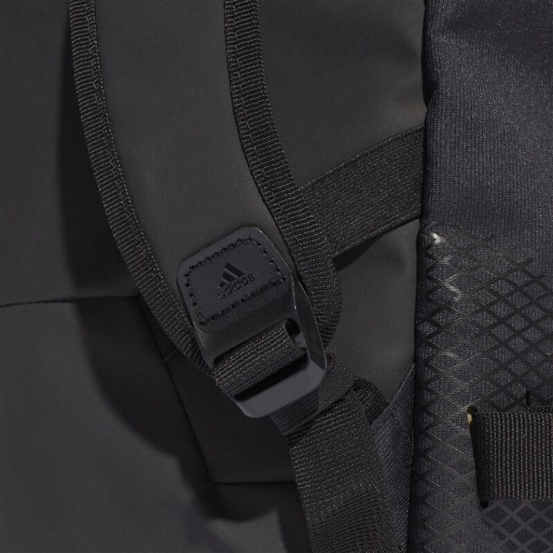 Adidas sporttáska / hátitáska 4CMTE DUFFEL, fekete