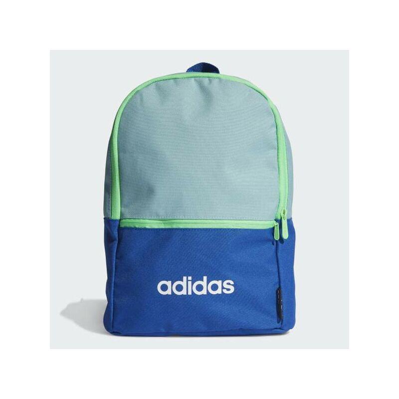 Adidas hátizsák CLSC KIDS, pisztácia zöld-sötétkék