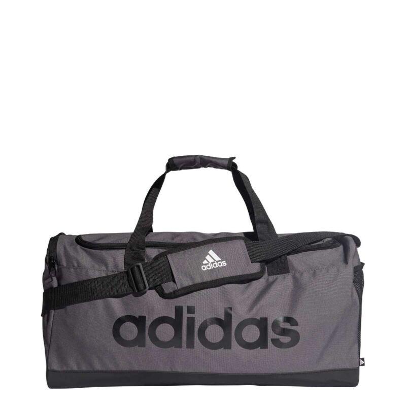 Adidas sporttáska LINEAR DUFFEL M, szürke