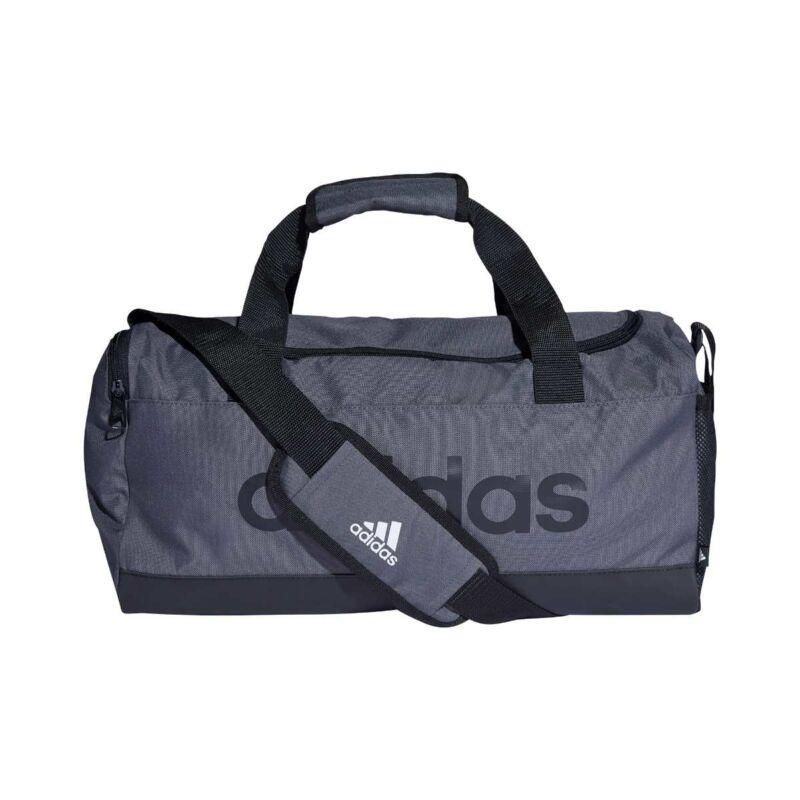 Adidas sporttáska LINEAR DUFFEL S, szürke