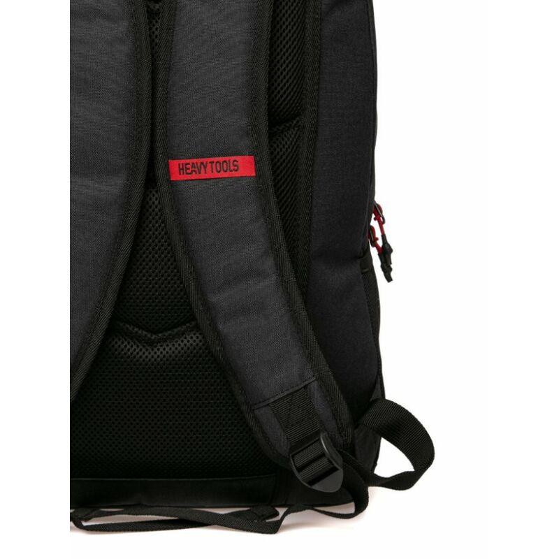 Heavy Tools hátizsák Element21, fekete