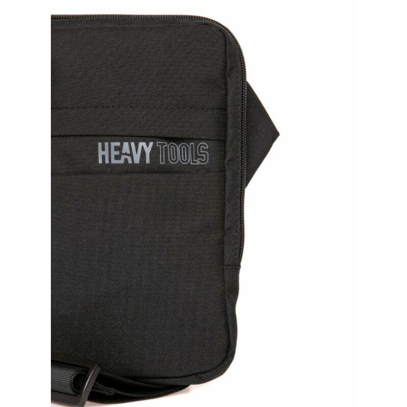 Heavy Tools kis oldaltáska Egnon21, fekete