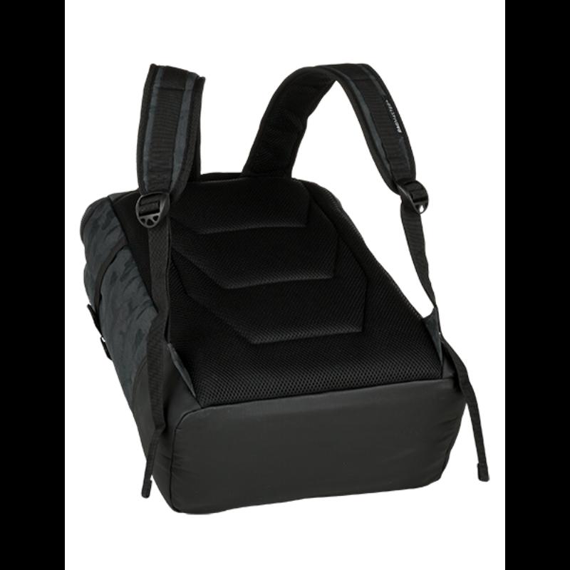 Bagmaster hátizsák LINDER, szürke-terep mintás