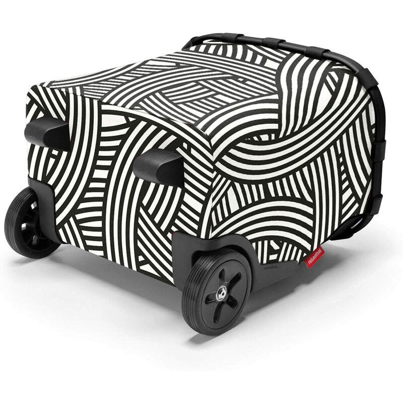 Reisenthel Carrycruiser bevásárlókocsi, zebra