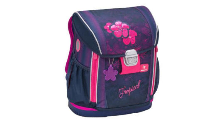 47abc61fc588 Belmil Customize-Me merev falú iskolatáska, Flamingo - Iskolatáska ...