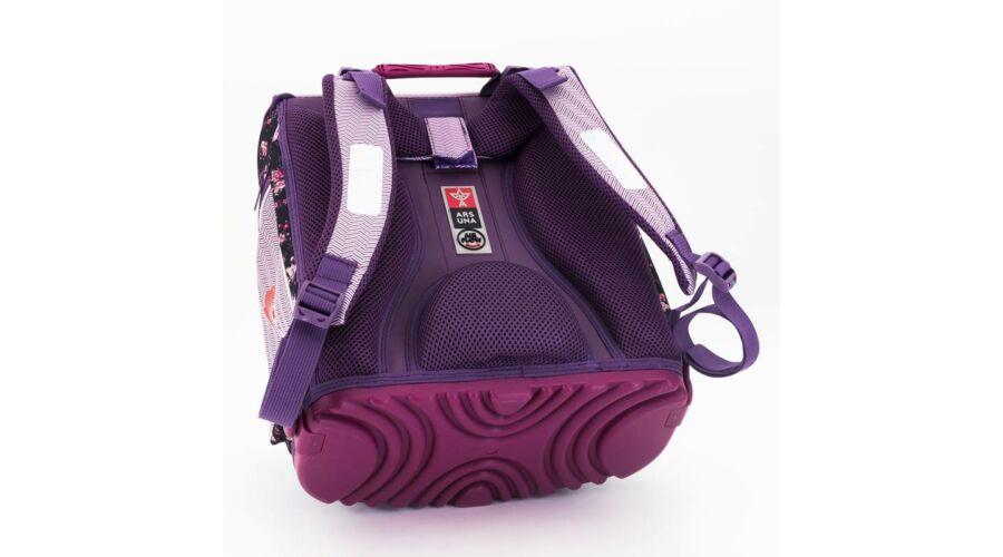 a588d2f14ed3 Ars Una Bon Voyage kompakt easy mágneszáras iskolatáska ...