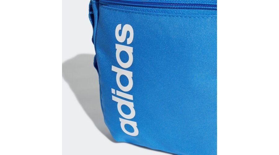 bb33778f8a Adidas kis oldaltáska, LIN CORE ORG, kék - Adidas sporttáska
