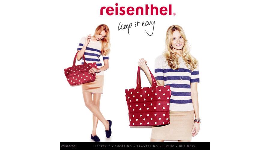 Reisenthel Shopper e1, spots navy